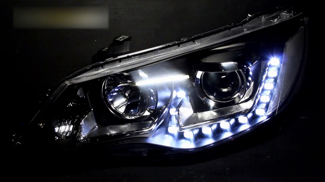 2008 Honda Accord Led Headlights Pictures To Pin On