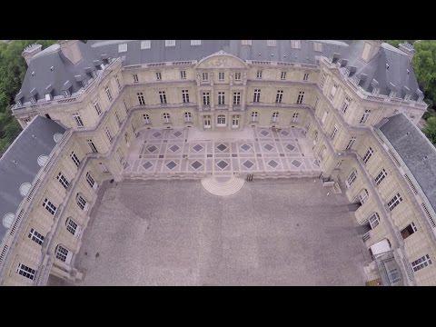 Naissance du Palais