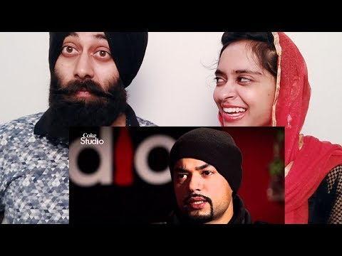 Punnjabi Couple Reacts to Kandyaari Dhol Geet, Bohemia and Chakwal Group | Coke Studio