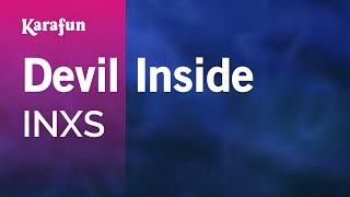 Karaoke Devil Inside - INXS *