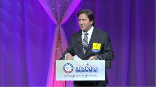 Mauricio P. Vera - Public Sector Chamber Partner of the Year