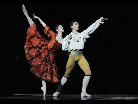 Rudolf Nurejew, Marius Petipa: Don Quixote (Trailer) | Wiener Staatsoper