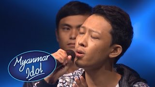 Myanmar Idol 2016 | Round 1 | Knock Out Auditions | Season 1