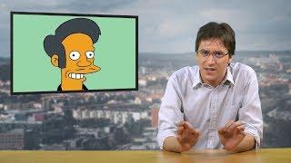 Apu ze Simpsonů vs. politická korektnost ➠ Téma Cynické svině