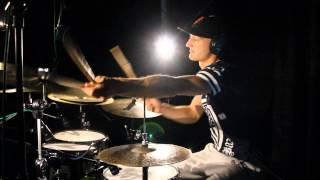 Odds in Even - Dave Mackay drumcover Eddie van Dongen