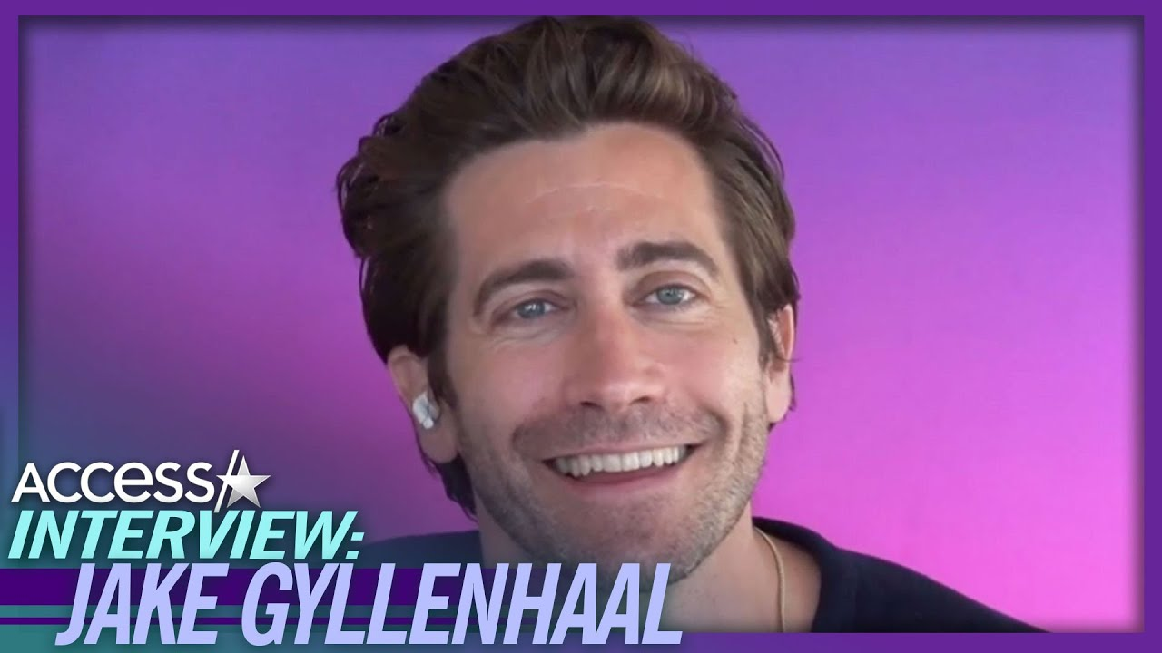 Jake Gyllenhaal Says It's Almost Time To Be A Dad