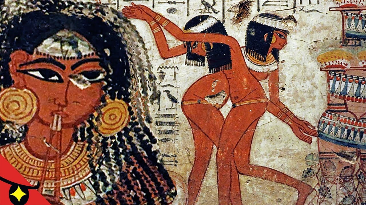 6 TRUCS ÉTRANGES en EGYPTE ANCIENNE 🔺