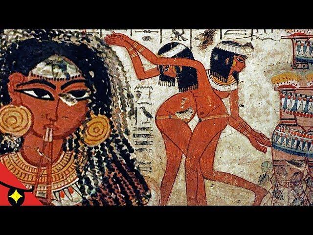 Trash 6 trucs etranges en egypte ancienne 🔺