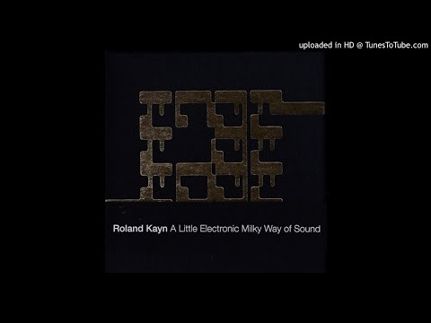 "Roland Kayn ""Rosonic"" (2016)"