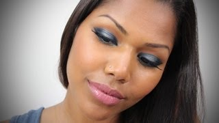 Fifty Shades of Grey (Clean and classy makeup) Thumbnail
