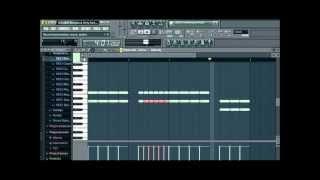 Afrojack Bangduck (Original Mix) Fl Studio Tutorial