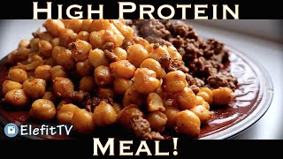 Food is Life #26 High Protein Muscle Building Meals!