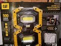 CAT LED Work Lights - 500 Lumens - Costco DEAL!