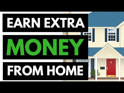 Earn Extra Money From Home - Make Extra Money From Home