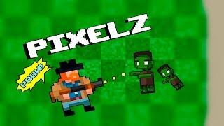 Стрим   Создание PixelZ