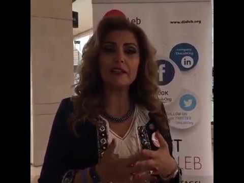 Sohati live with Dr. Jackie Maalouf FounderPresident at DiaLeb for Diabetes