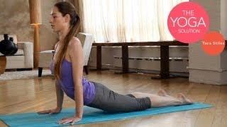 Shoulder Strengthening Routine | The Yoga Solution With Tara Stiles
