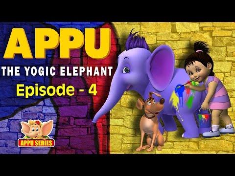 Episode 4: Trouble, Trouble, Trouble (Appu - The Yogic Elephant)