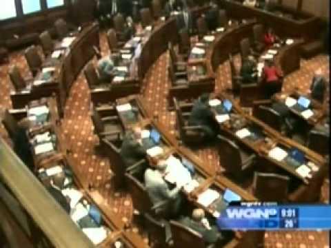 Illinois Legislature Passes Civil Union Bill: WGN-TV Chicago