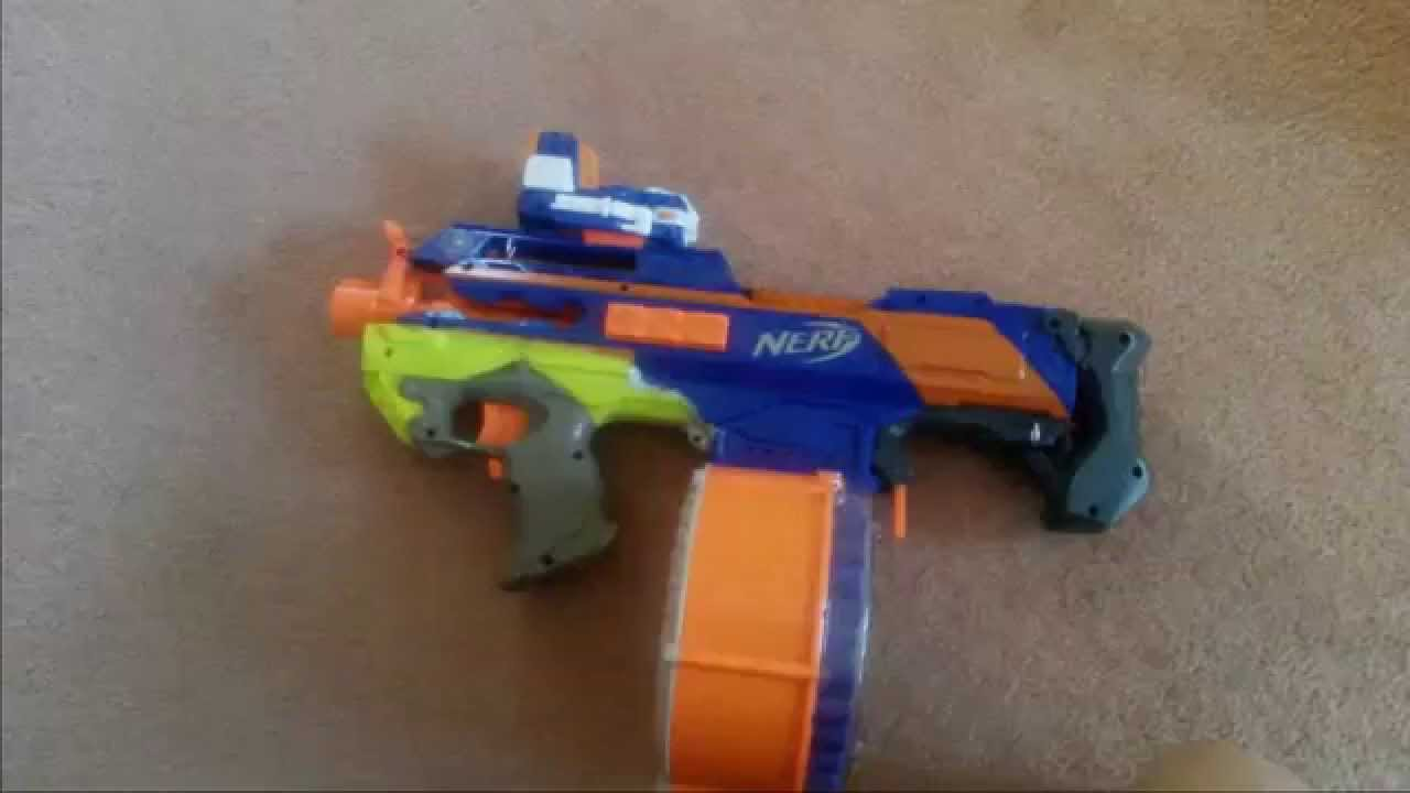 One Of My New Favorite Things Oj Stryfe Recon Mkii Stock Sonic Rage Drum