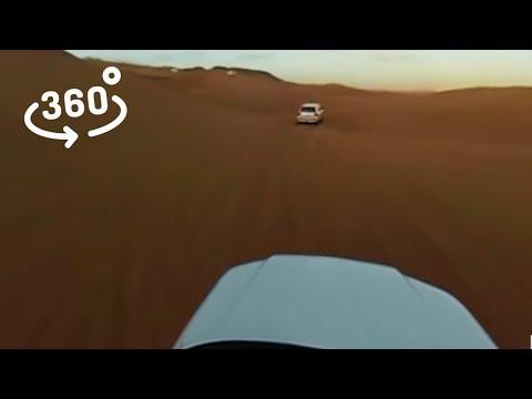 Dubai Desert Safari 360 VR