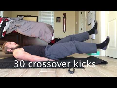 Can You Keep Up With This Challenging Ab Workout?!?! (6 minute ab workout)