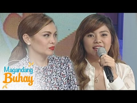 Magandang Buhay: Crystal being an only child