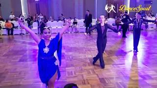 Gambar cover Indonesia Open 2018 - Pre Amateur Latin A - SF | Hendra Sulaiman & Novita Liling