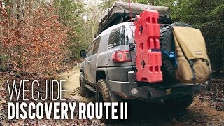 WE GUIDE: Discovery Route II.