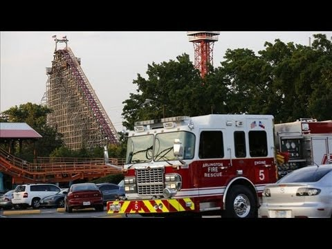 Six Flags Roller Coaster Accident | Safety, Regulation Concerns After Six Flags Death
