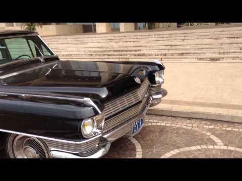 La Cadillac de Felix Houphouet boigny