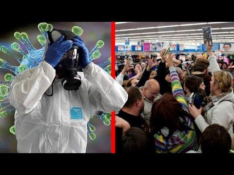 Пандемия коронавируса. Паника в мире и когда появился первый зараженный