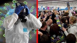 Пандемия коронавируса Паника в мире и когда появился первый зараженный