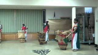 Burundi Dayton Drum Part 1