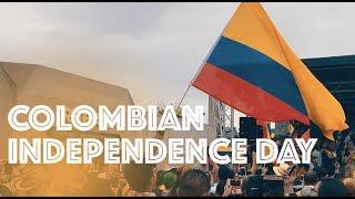 COLOMBIAN INDEPENDENCE DAY | Día de la Independencia de Colombia | BTV 044