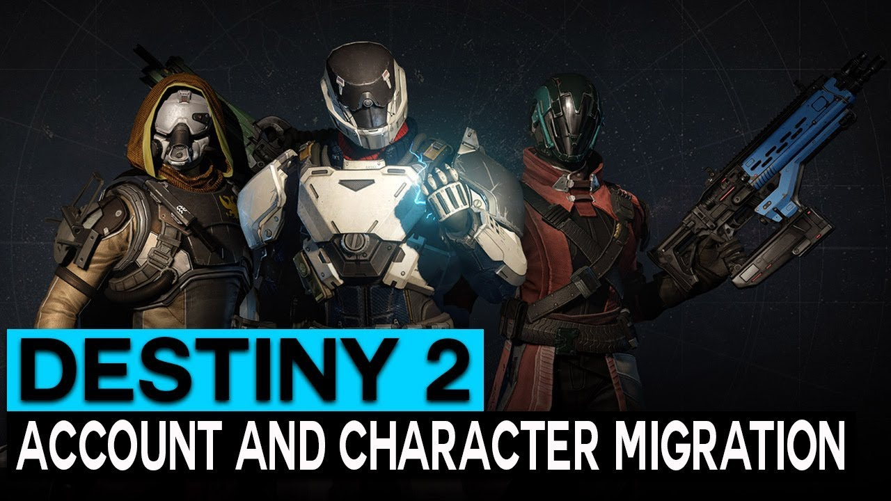 can you transfer destiny 2 characters from ps4 to pc