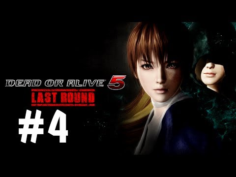 Dead or Alive 5 Story Mode - part 4 Bass, Brad Wong, Eliot