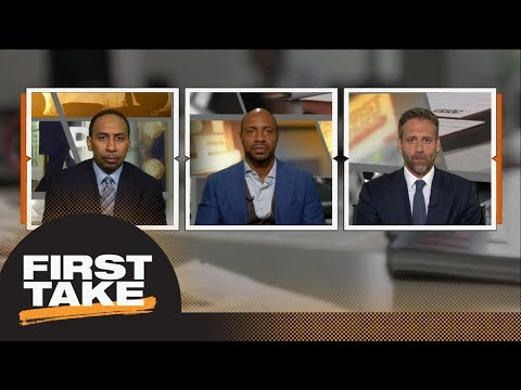 First Take's biggest takeaways from the 2018 NBA draft | First Take | ESPN