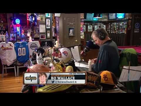 Bo Wallace on The Dan Patrick Show (Full Interview) 10/14/14