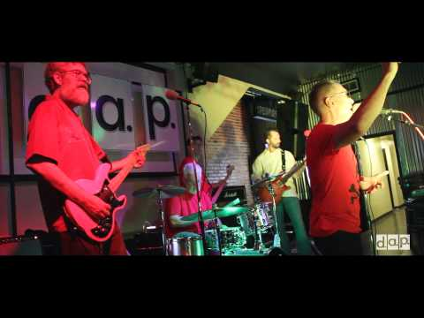 """D.A.P. Band @ Bar 101 - Roseville, Ca. - 06-06-15 - 06 - """"Goodbye Tension"""""""