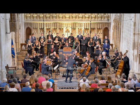 'Herr, unser Herrscher' from Johannes-Passion, BWV 245 by JS Bach