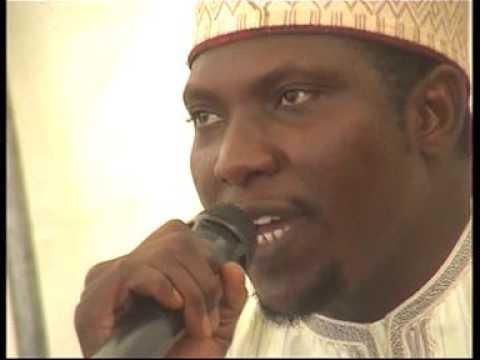 wa'azin Dakar-Senegal Malam HARUNA DJIBO BOURDI-NIGER
