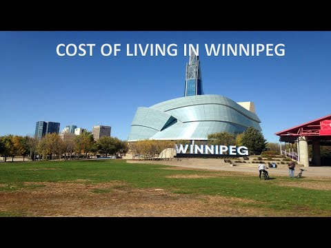Cost of Living in Winnipeg-Manitoba