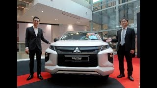 Mitsubishi launches new Triton Quest priced at RM79,890