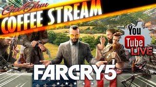 🔴COFFEE STREAM FARCRY 5 : Défis Ubisoft Arcade