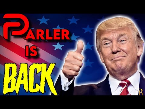 Must Watch! PARLER Is Back & CNN Wants to CANCEL NewsMax, OANN