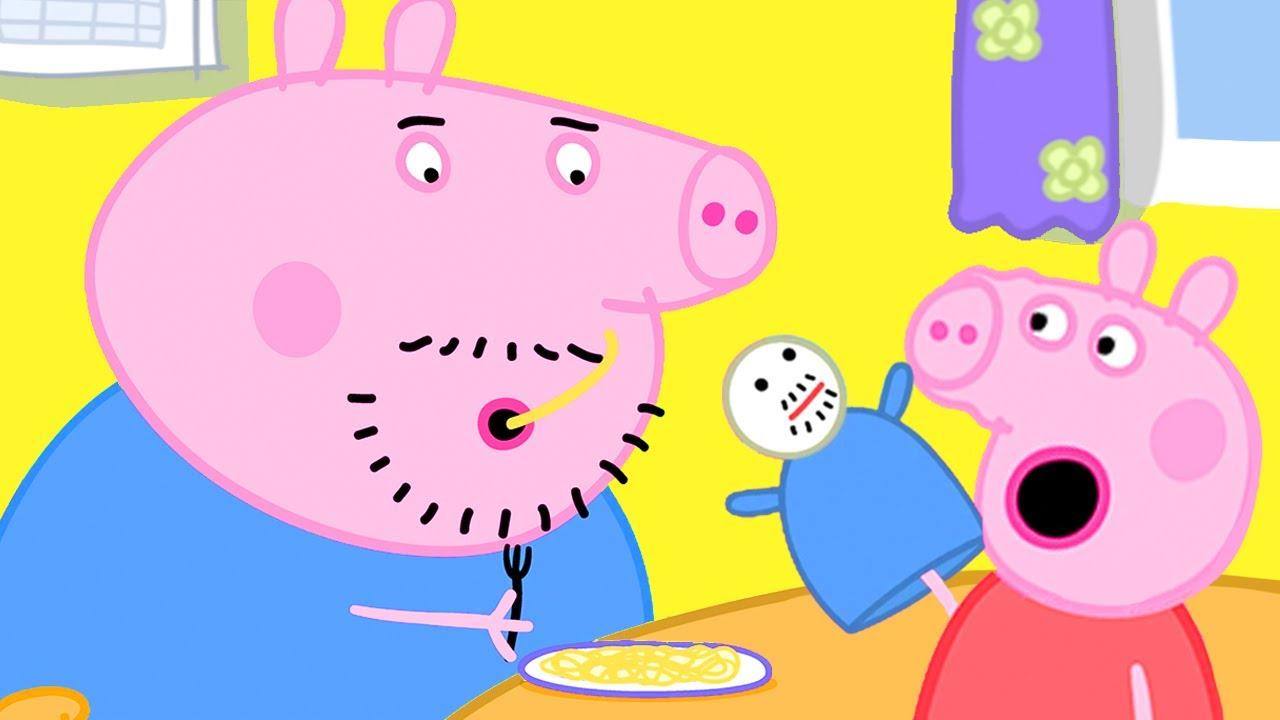 Peppa Pig in Hindi - Chloe Ka Kathputli Ka Khel - Hindi Cartoons for Kids