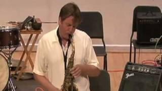 """The Variations Variations Variations,"" John Berndt Alto Saxophone Solo 2009"