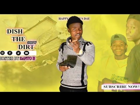 Download COMIC AWARDS  JUNE 2021 DISH THE DIRT SHOW BY SANTO B