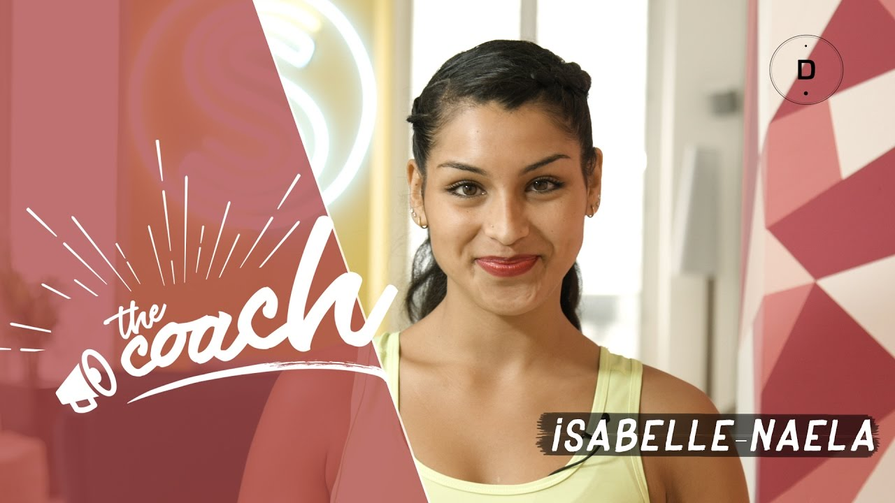 The Coach – Isabelle-Naëla Savidan